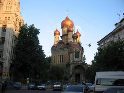 Bucharest, Church